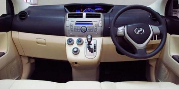 Perodua MPV 04